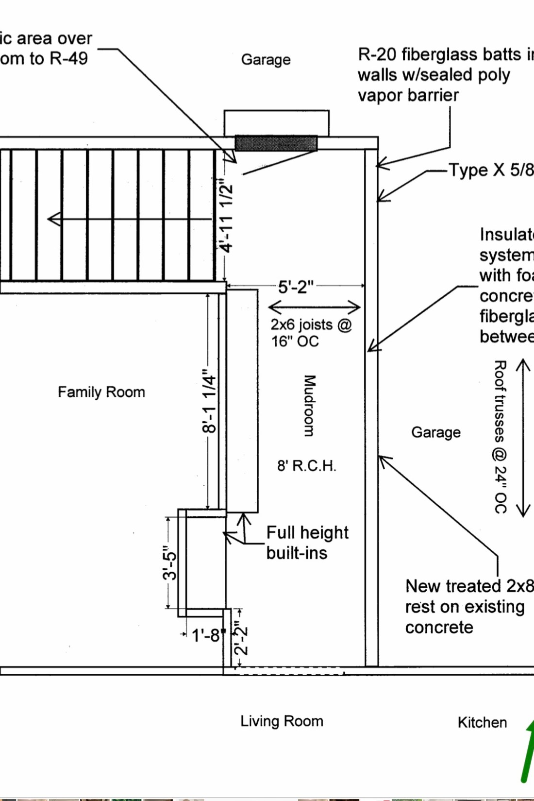 Mudroom Addition Garage Ledge To Built In Bliss Style Dwell
