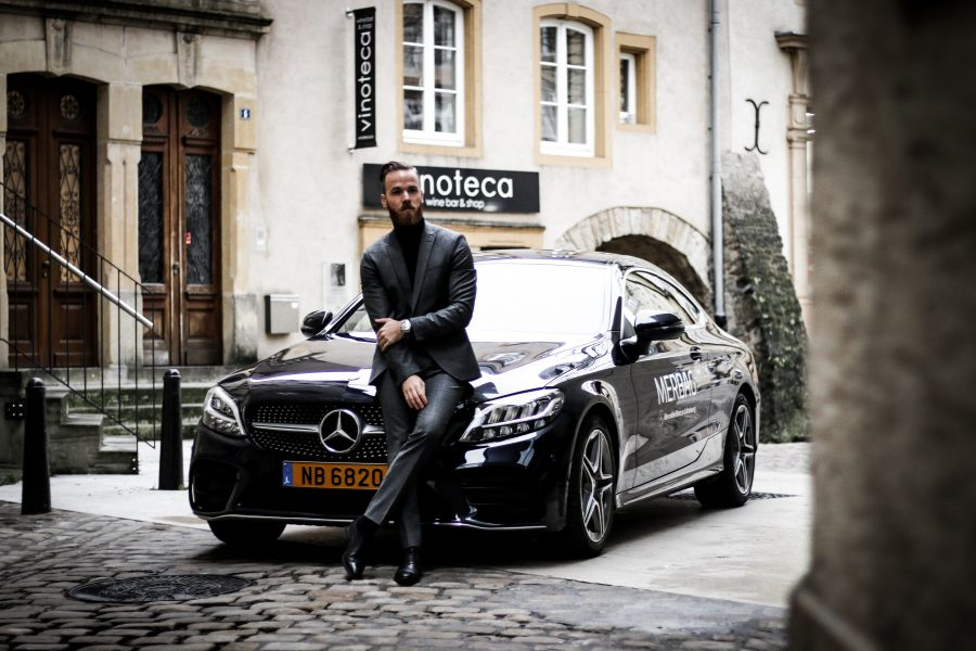 ad DRIVING IN STYLE  Interview SNOB Lifestyle Magazin