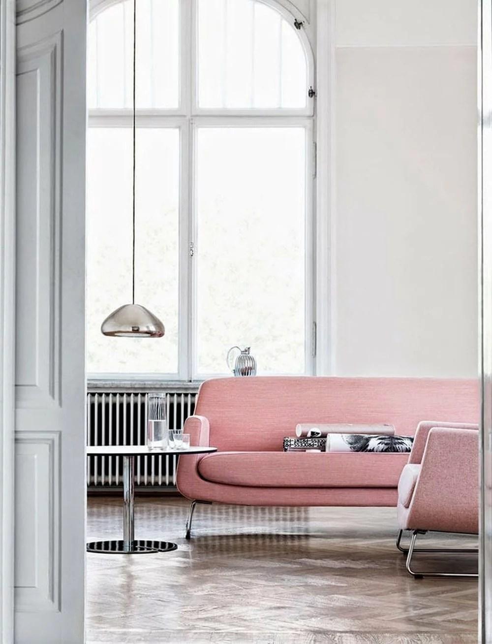 Decorating With Dusty Pink  StyleMinimalism