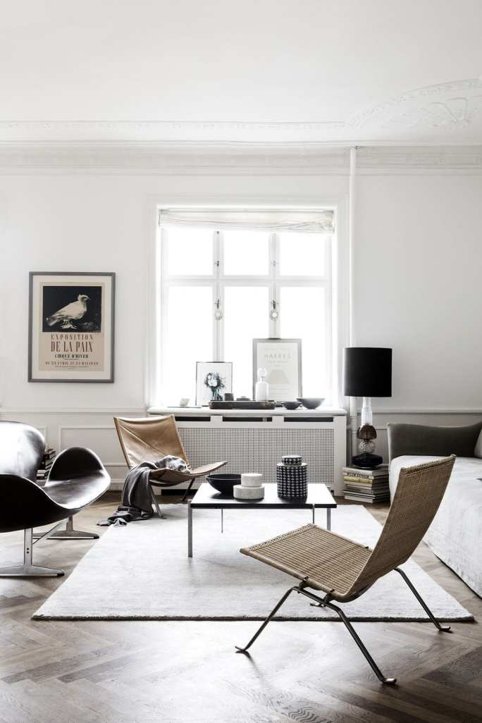 Ivona Bruun S Apartment By Line Thit Klein For Elle