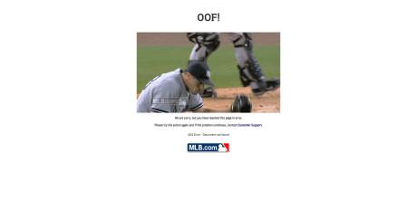 Major-League-Baseball-Error-Page