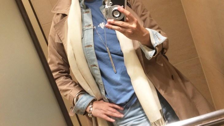【中等科】苦手な色の克服法(2)〜SUMMERの人がベージュのコートを着る場合