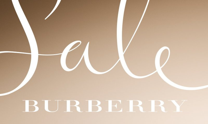 Burberry Sale