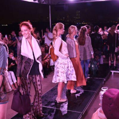 New York Fashion Week Cruise
