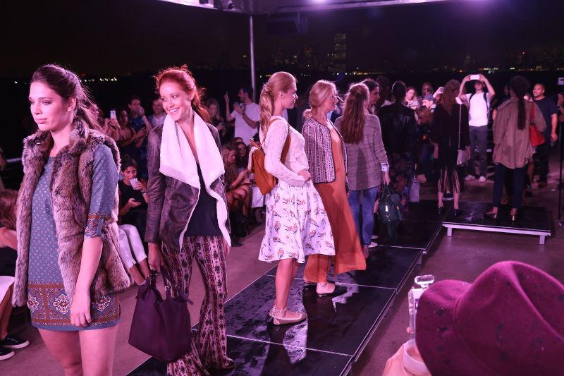 #NYFWCruise, fashion week, New York Fashion Week, fashion show