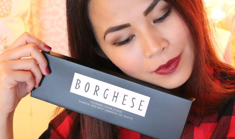 Borghese Beauty Makeup, eye palette
