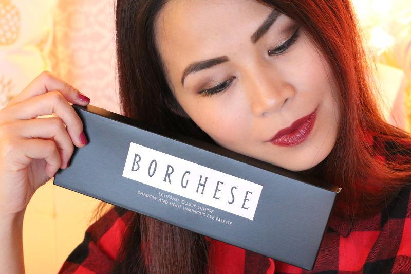 Borghese Beauty Makeup, eye palette