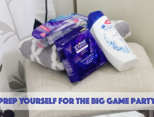 Game Day Traditions: Beauty and Grooming with Procter & Gamble Products from Walmart