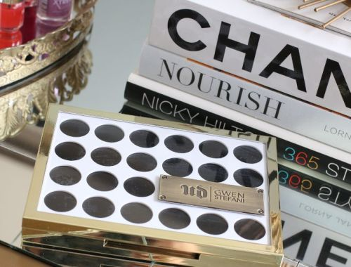 Urban Decay Cosmetics Gwen Stefani Palette, makeup, beauty