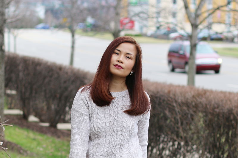Old Navy Sweater Dress, STYLEanthropy, outfit, fashion, style