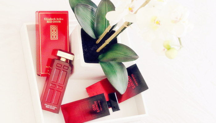 elizabeth arden red door always red perfume fragrance day gifts