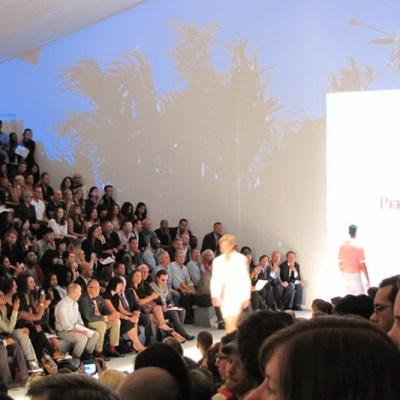 Perry Ellis SS11, fashion show, NYFW