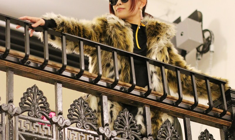 Faux Fur Leopard Coat, Ace Hotel Pittsburgh, Karen Walker sunglasses