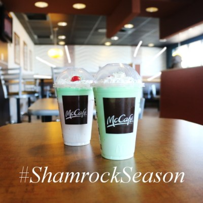 Shamrock Chocolate Madness