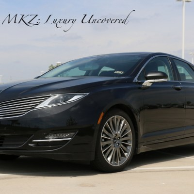 Lincoln MKZ LuxuryUncovered
