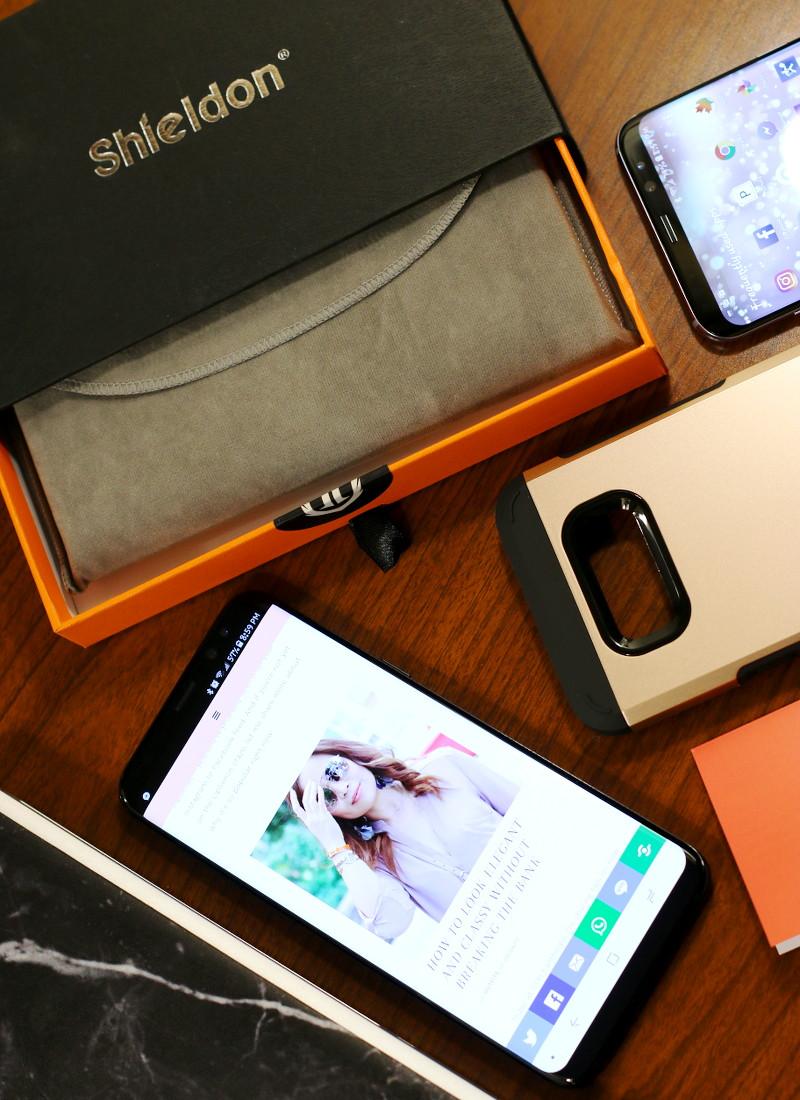 Shieldon phone case Giveaway