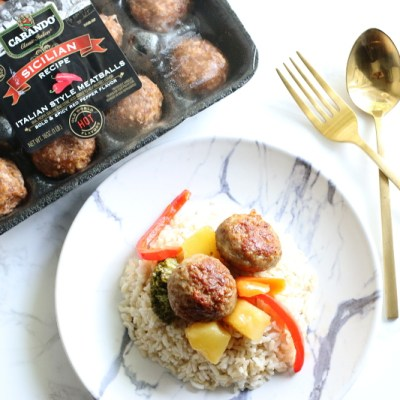 Sweet and Sour Carando Meatballs Recipe, dish, cooking, food