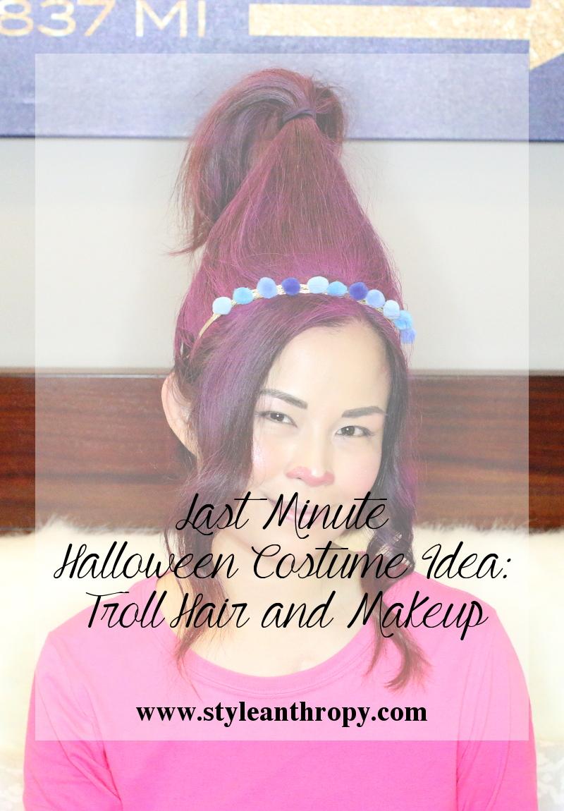 Pin Halloween Costume Trolls