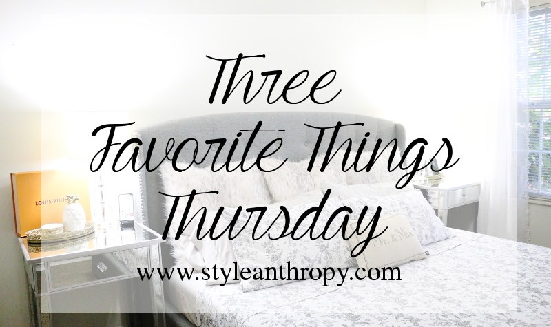 3 fave things thursday home decor supreme styleanthropy for Favorite things home decor