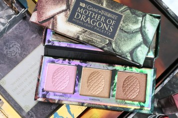 Urban Decay Cosmetics Game of Thrones Collection Makeup Look ...