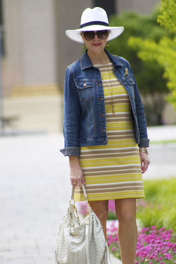 my life in stripes