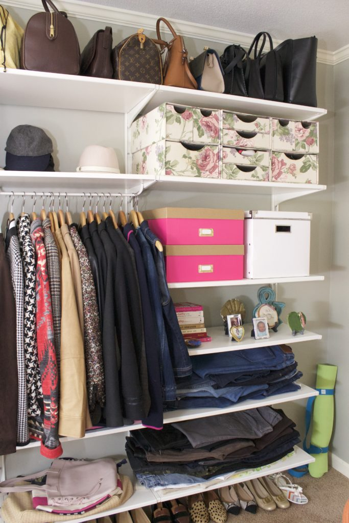 The Sunday Brief 3 Easy Steps To Closet Organization Style At A Certain Age
