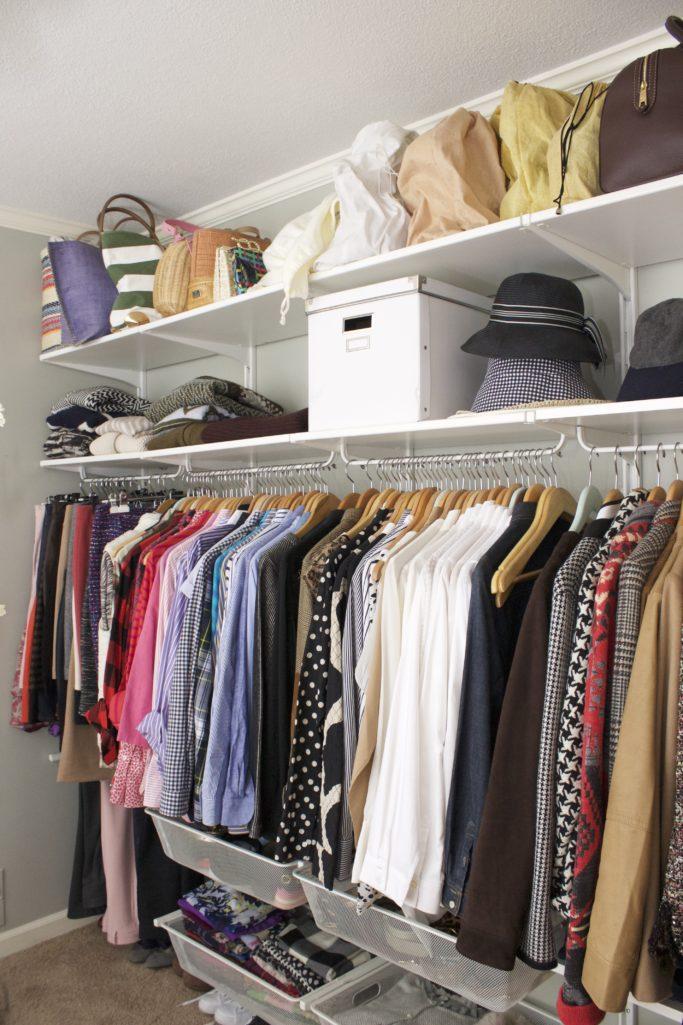 closet detox