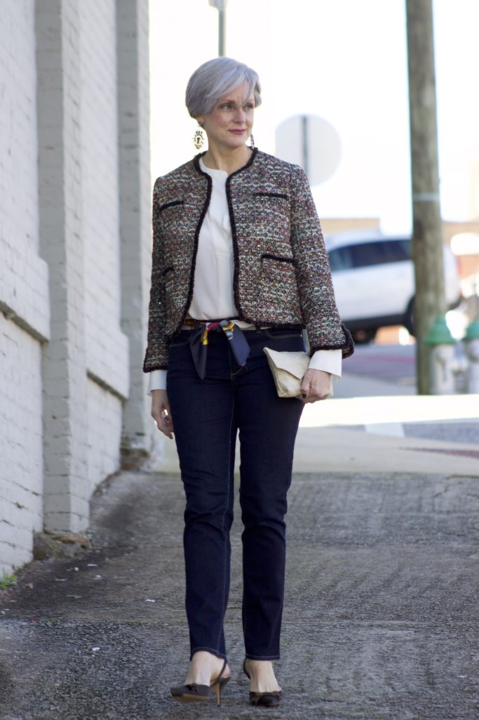 the need for tweed