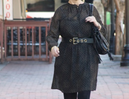 s is for shirtdress