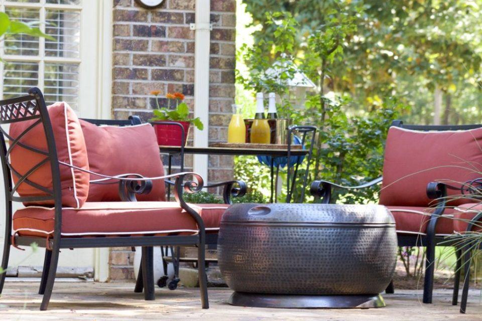 wayfair patio set