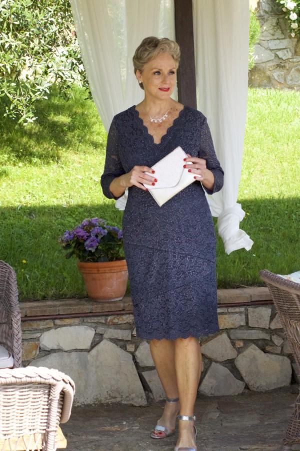 david's bridal mother of the bride dress
