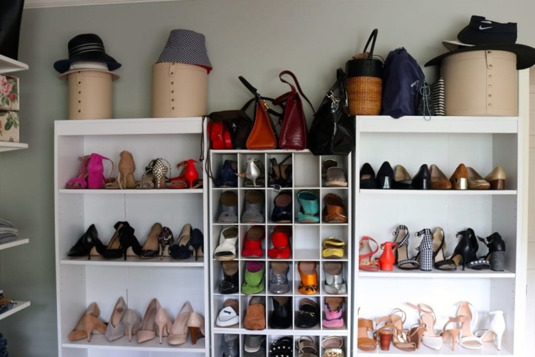 3-steps to organize your closet