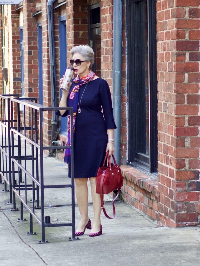 Fall Classics Ponte Sheath Dress