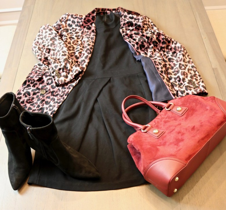 what i packed for new york city
