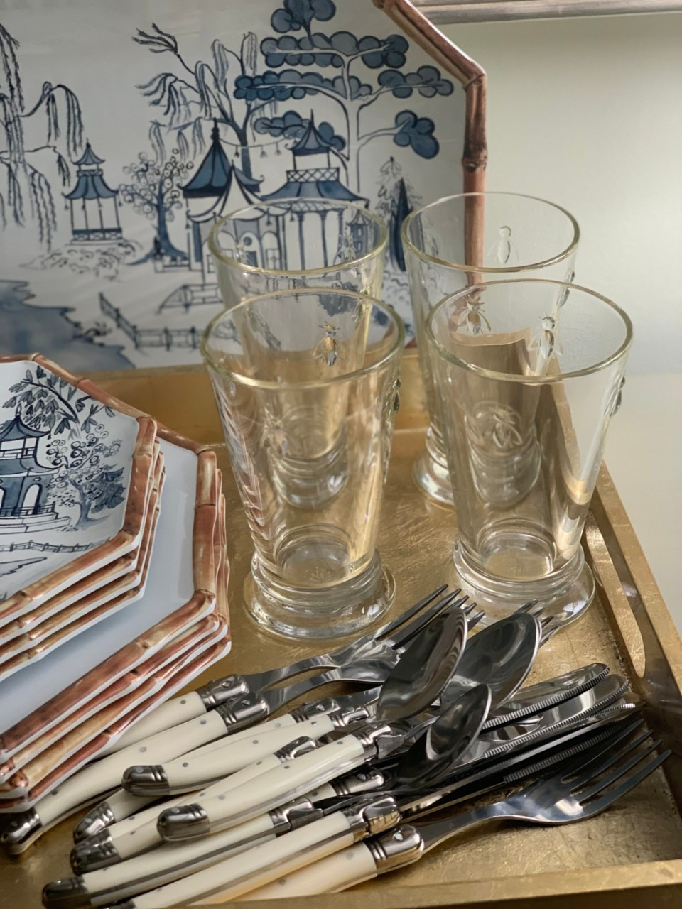 napoleon bee glasses