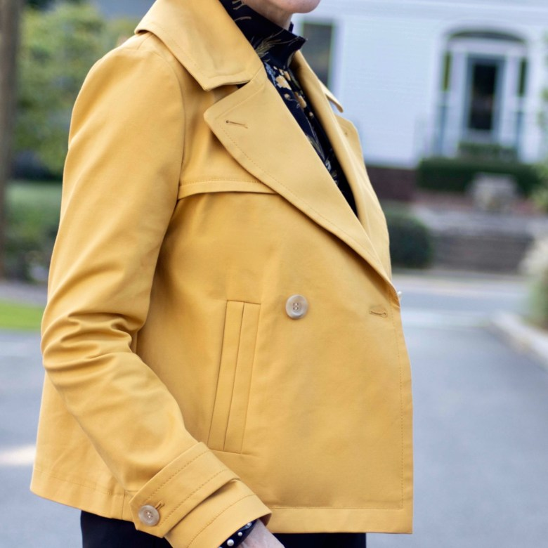 a jacket for fall