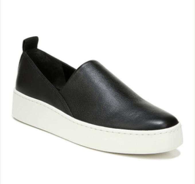 Saxon Slip-On Sneaker
