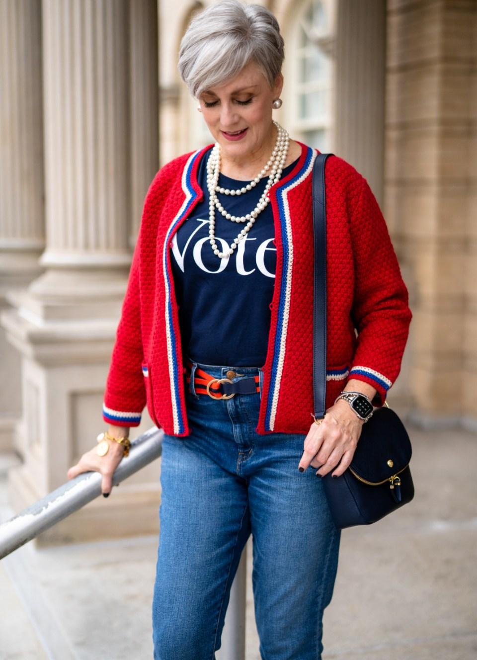 it's a privilege to vote