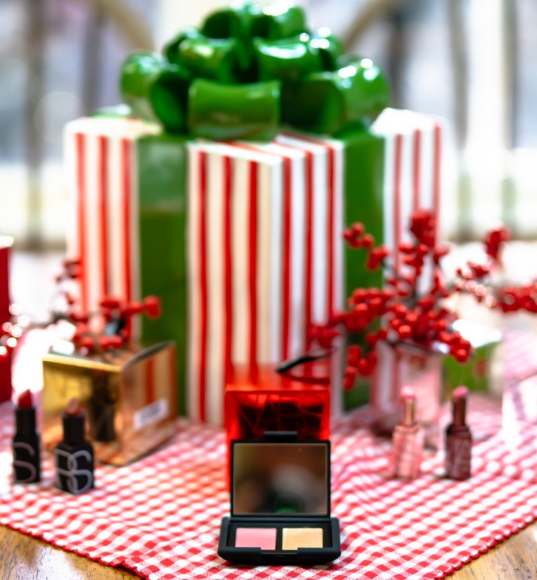 holiday beauty with Nordstrom