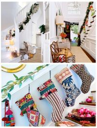 Christmas Hallway Decorating Ideas - Christmas Lights Card ...