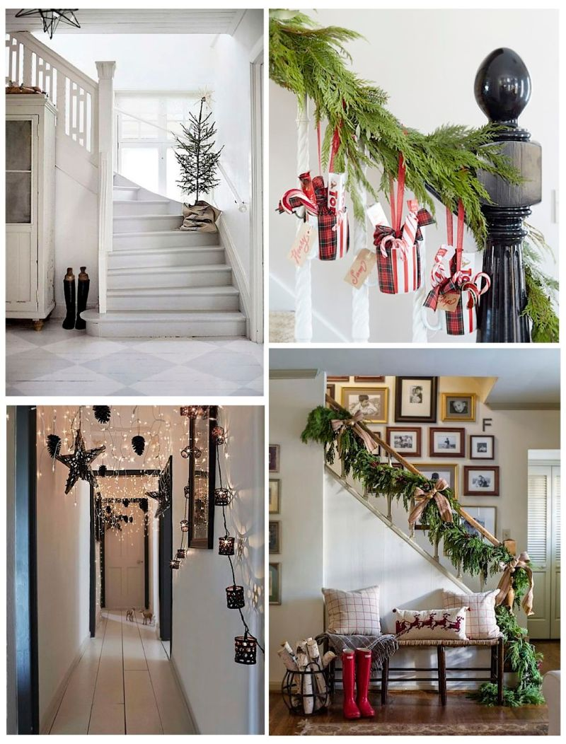 Decorating Your Hallway For Christmas