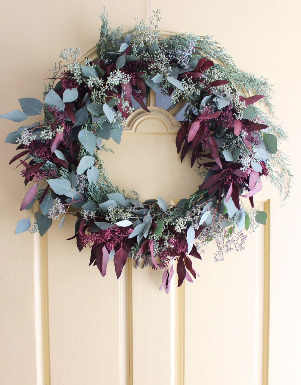 Style Bee - Winter Wreath