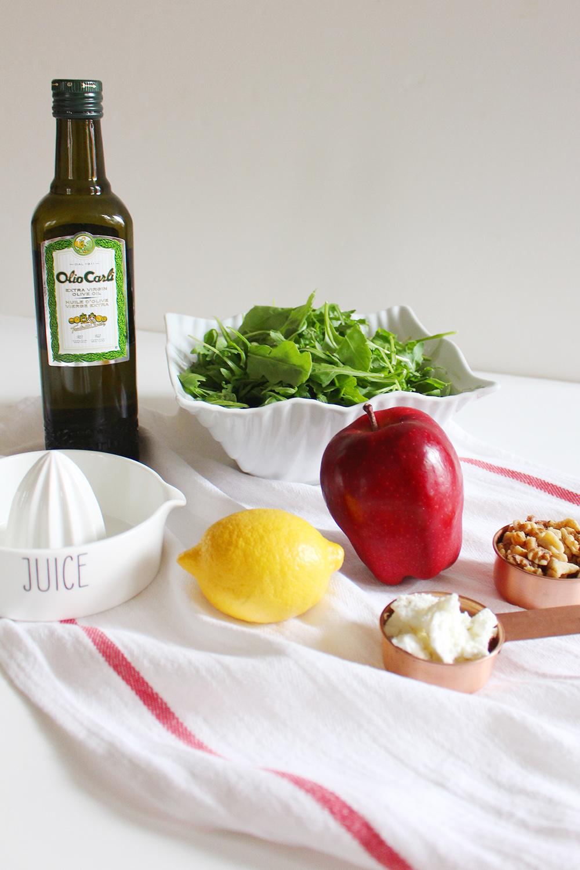Style Bee - Honey Pot - Apple Arugula Salad