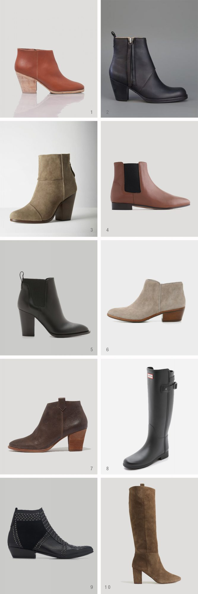 Style Bee - 10 Timeless Fall Boots