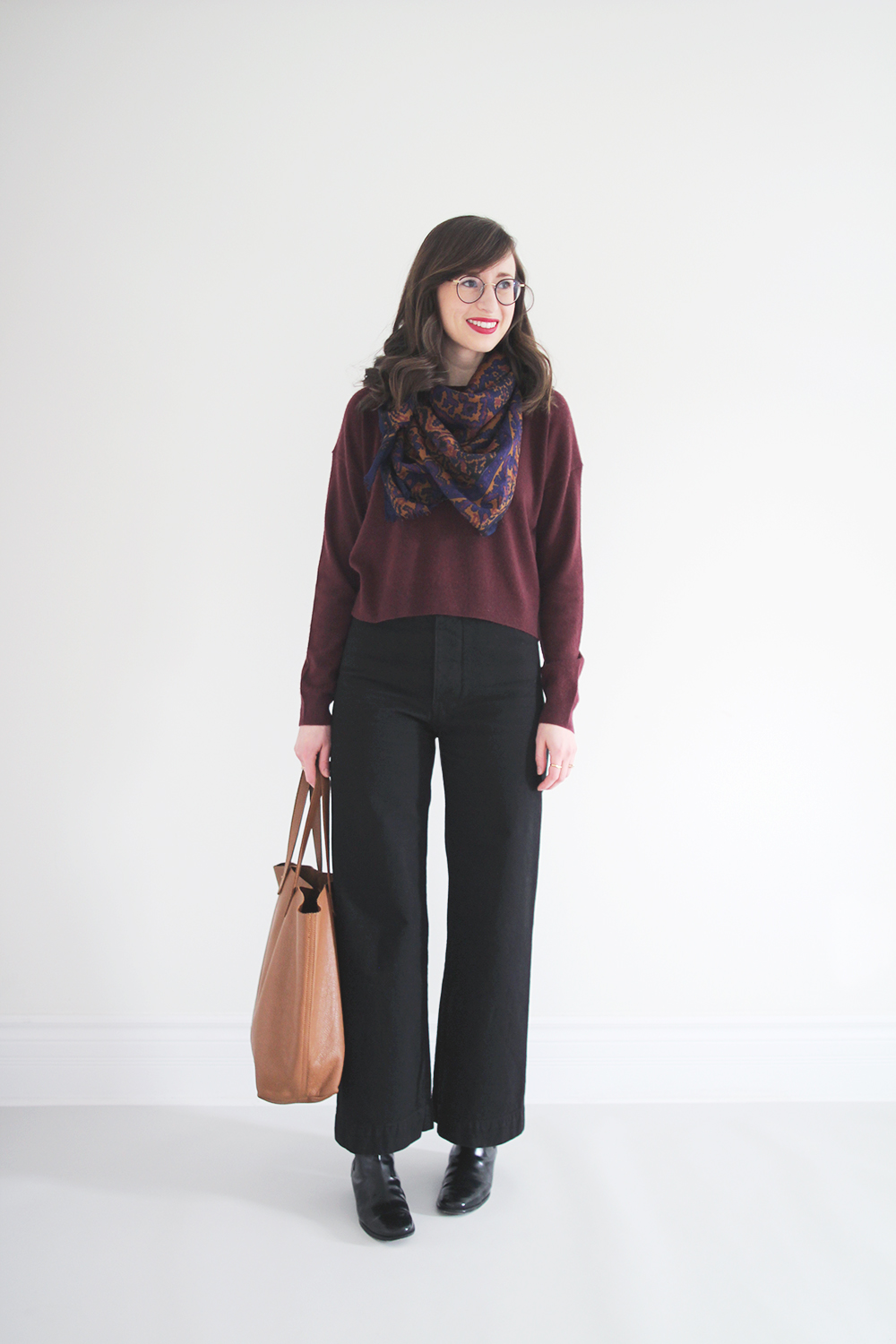 Style Bee - Winter 10 x 10 - Look 1