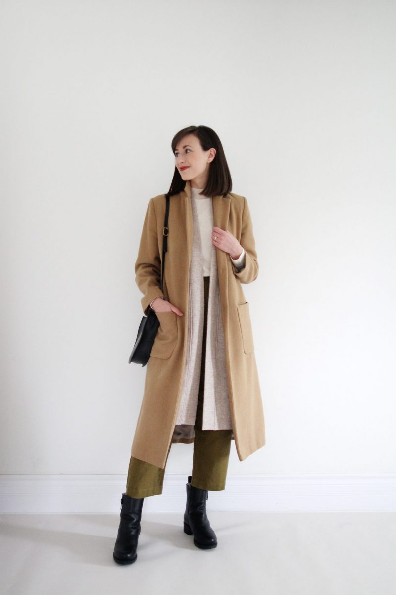 Style Bee - How to Wear Linen in the Winter