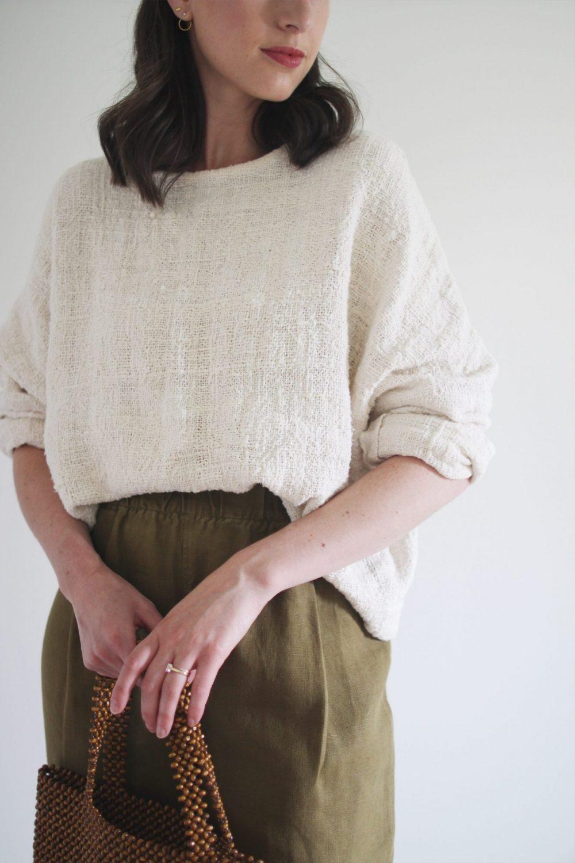Style Bee - Jamie + The Jones - T-Sweater