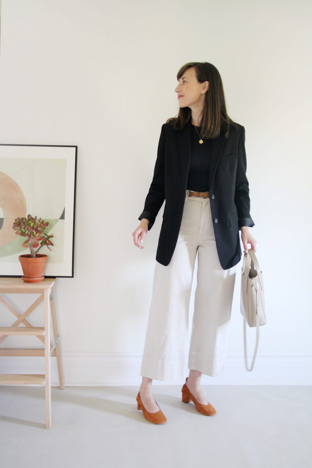 Style Bee - Everlane Fall Staples - Look 1