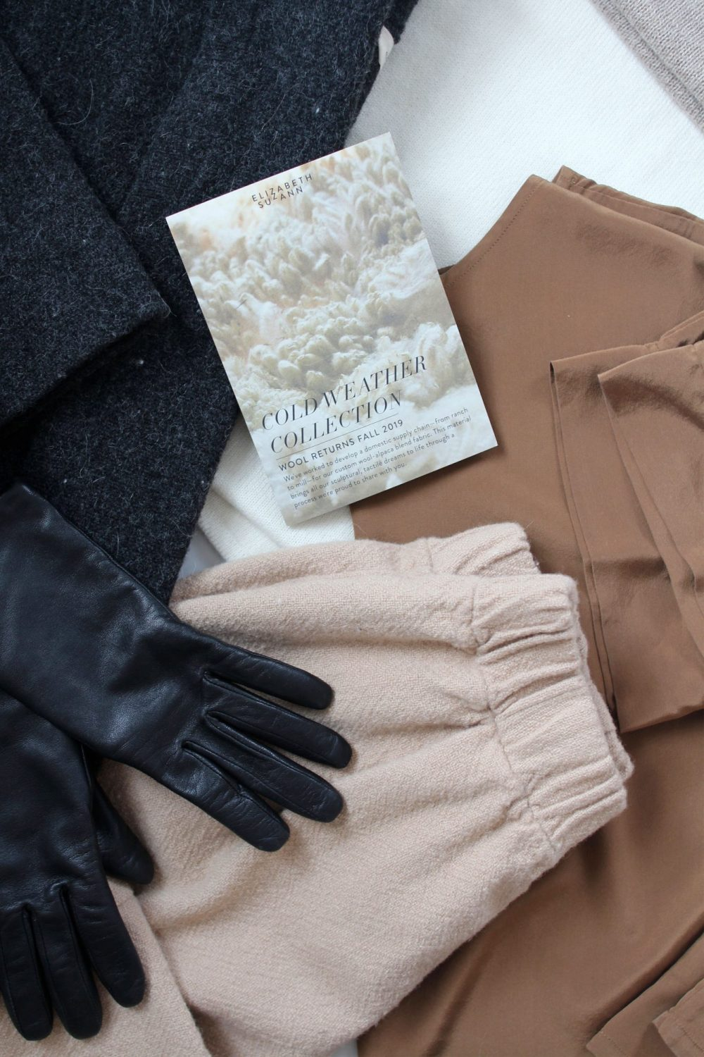 Style Bee - Cold Weather Styling with Elizabeth Suzann