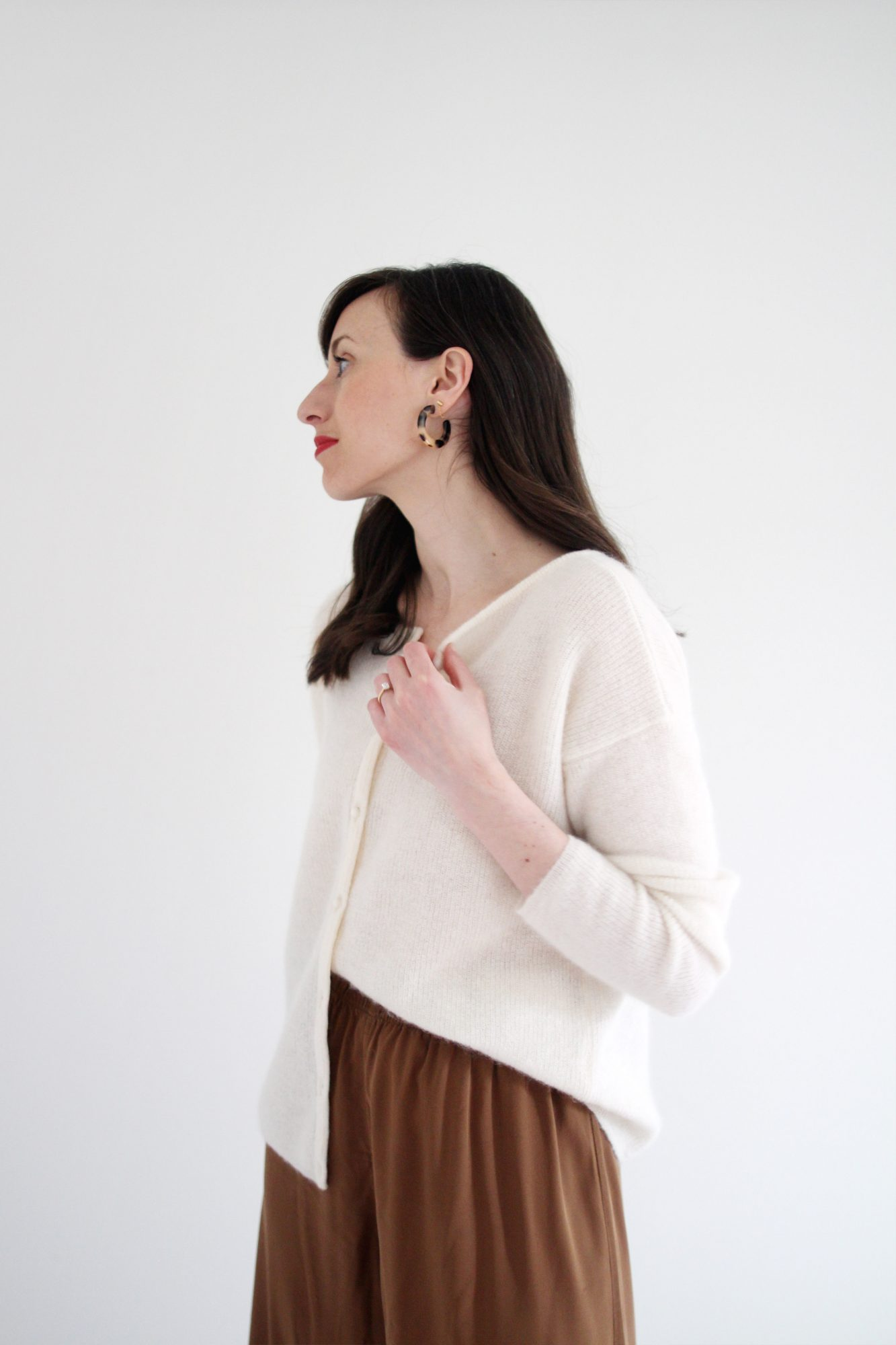 Style Bee - Styling Spring Sweaters for WFH